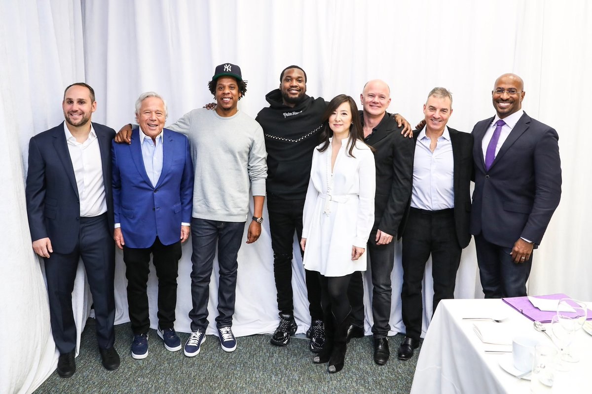 Meek Mill Starts Justice Reform Organization With Huge Names