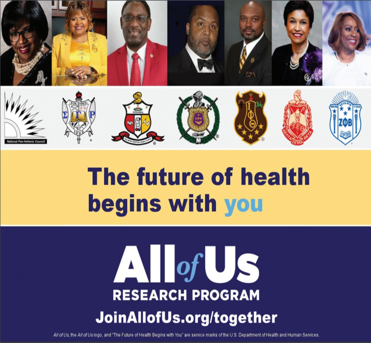 The NPHC Partners With The All Of Us Research Program