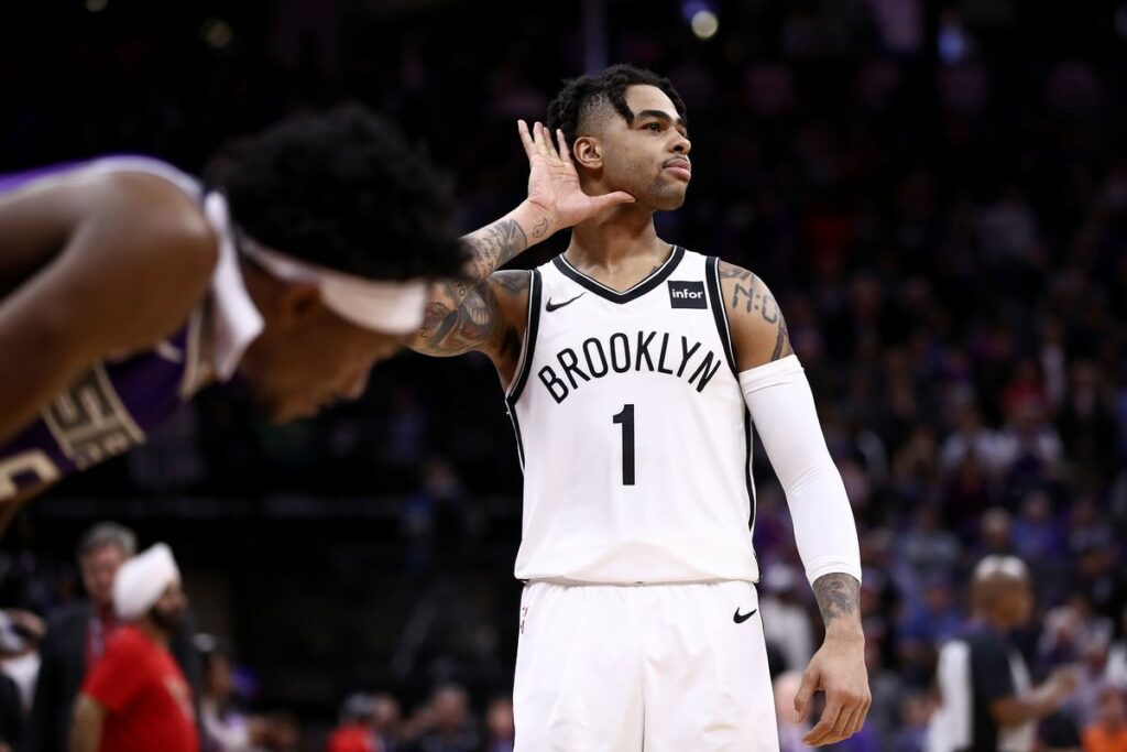 D'Angelo Russell 44 points