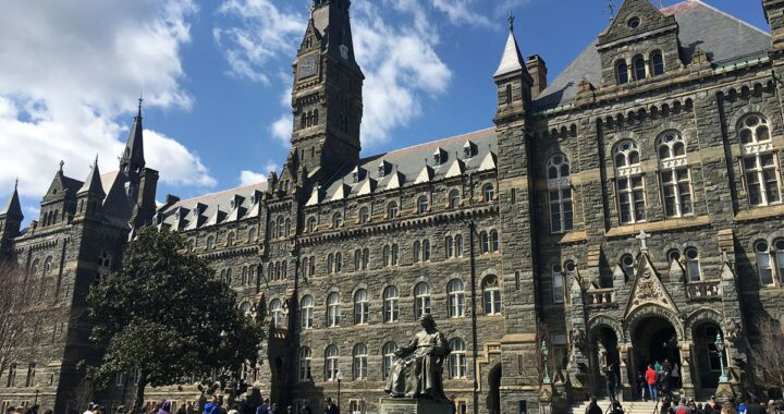 Georgetown Uni. Alumnus Creates Petition Against Those Involved in College Admissions Scandal