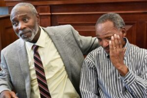 Florida Clears Two Men After 42 Years In Prison For A Crime They Didn't Commit