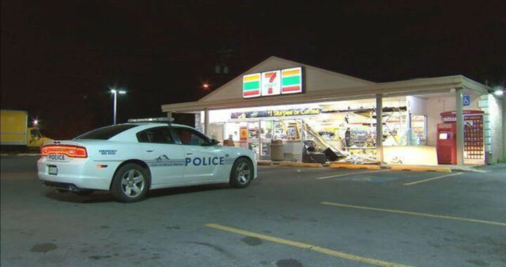 7-Eleven Store Clerk Assaulted During Attempted ATM smash-and-go in Prince George's County